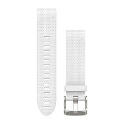 Zamjenski remen za fenix 5S GARMIN QuickFit 20 - bijeli