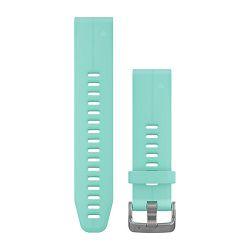 Zamjenski remen za GARMIN fenix 5S - ledenoplavi