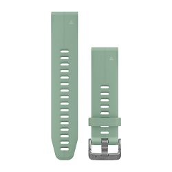 Zamjenski remen za GARMIN fenix 5S - pastelno zeleni