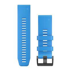 Zamjenski remen za GARMIN fenix 5x - cijan plavi