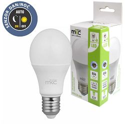 Žarulja LED MKC E27 10W-N SENZOR DAN-NOĆ