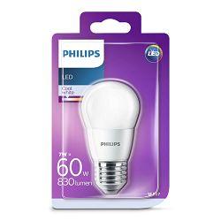 Žarulja LED PHILIPS E27, P48, 7W, hladna matir