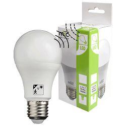 Žarulja LED sa senzorom dan/noć, detektor pokreta, 10W, E27