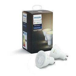 Žarulja reflektorska PHILIPS HUE WA 5.5W GU10 2kom EUR bijela