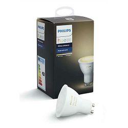 Žarulja reflektorska PHILIPS HUE WA 5.5W GU10 EUR bijela
