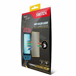 Zaštitno staklo za Nintendo STEELPLAY SCREEN PROTECTION KIT 9H ANTI BLUE LIGHT GLASS (SWITCH)