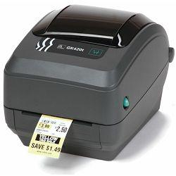 Termalni printer ZEBRA GK420 TT, 203 DPI, 8 MB SDRAM, USB, ether.