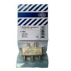 Antenski razdjelnik ZED FR4
