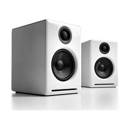 Zvučnici AUDIOENGINE A2BT bežični bijeli (aktivni, par)