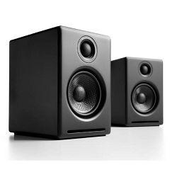 Zvučnici AUDIOENGINE A2BT bežični crni (aktivni, par)