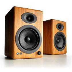 Aktivni zvučnici AUDIOENGINE A5+ HI-GLOSS bambus (par)