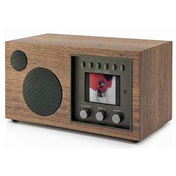 Kompaktni audio sustav COMO AUDIO Solo walnut (Wi-Fi, Bluetooth, multiroom)