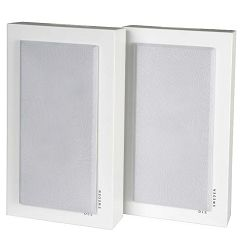 Zvučnici DLS Flatbox MIDI V2 bijeli (par)