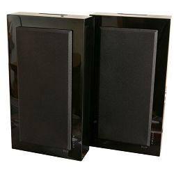 Zvučnici DLS Flatbox MIDI V2 crni