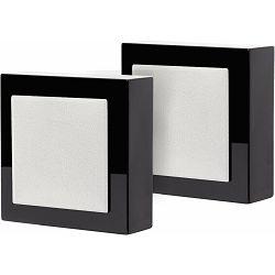 Zvučnici DLS Flatbox Slim Mini, CRNI