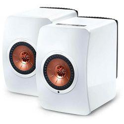 Zvučnici KEF LS50 bežični bijeli