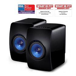 Zvučnici KEF LS50 bežični crni