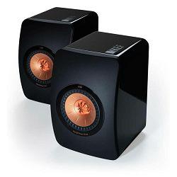 Zvučnici KEF LS50 crni