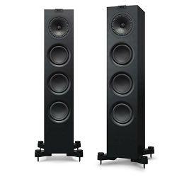 Zvučnici KEF Q550 crni
