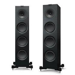 Zvučnici KEF Q750 crni