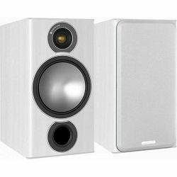 Zvučnici MONITOR AUDIO BRONZE 2 bijeli (par)
