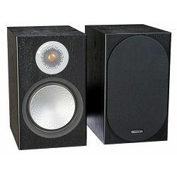 Zvučnici MONITOR AUDIO SILVER 100 black oak