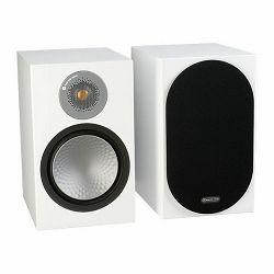 Zvučnici MONITOR AUDIO SILVER 100 Satin White (par)