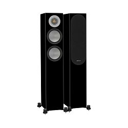 Zvučnici MONITOR AUDIO SILVER 200 High Gloss crni