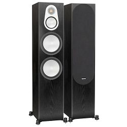 Zvučnici MONITOR AUDIO SILVER 500 black oak
