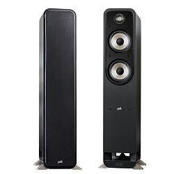Zvučnici POLK Signature S55e crni (par)