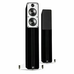Zvučnici Q ACOUSTICS Q Concept 40 Crni