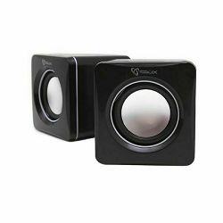 Zvučnici stereo za PC SBOX SP-02 crni