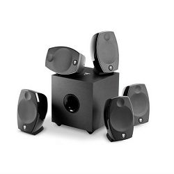 Zvučnici za kućno kino FOCAL SIB EVO 5.1 crni