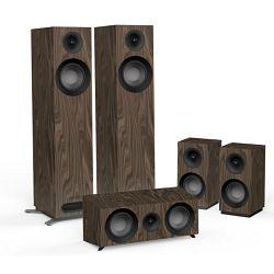 Zvučnici za kućno kino JAMO STUDIO S 805 HCS walnut