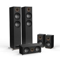 Zvučnici za kućno kino JAMO S 807 HCS crni