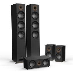 Zvučnici za kućno kino JAMO S 809 HCS crni