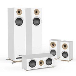 Zvučnici za kućno kino JAMO STUDIO S 805 HCS bijeli