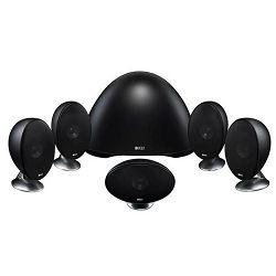Zvučnici za kućno kino KEF E305 crni