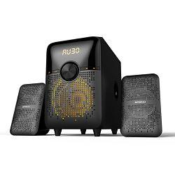 Zvučnici za PC HAVIT HV-SF5628BT 2.1 (Bluetooth, baterija 6-10h)