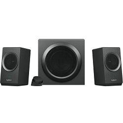 Zvučnici za PC LOGITECH Z337, 2.1 Bluetooth zvučnici crni