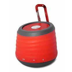 Prijenosni zvučnik HMDX Jam XT crveni (Bluetooth, baterija 8h)