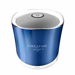 Prijenosni zvučnik CREATIVE Woof3 plavi (Bluetooth, baterija 6h)