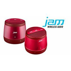 Prijenosni zvučnik HMDX Jam Touch crveni (Bluetooth, baterija 5h)