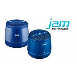 Prijenosni zvučnik HMDX Jam Touch plavi (Bluetooth, baterija 5h)