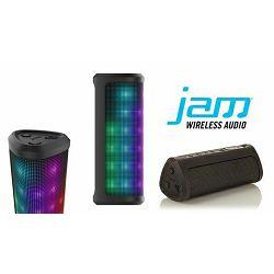 Prijenosni zvučnik HMDX Jam Trance Plus LED (Bluetooth, baterija 10h)