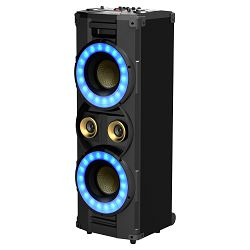 Party zvučnik SENCOR SSS 4001 (400W, Bluetooth, USB, FM, Karaoke)