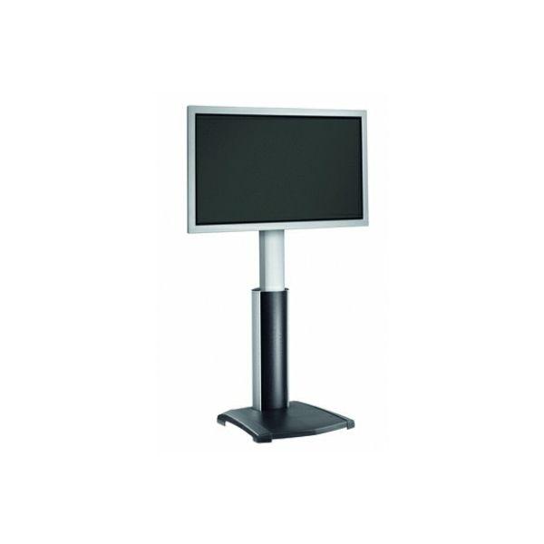 podni stalak za tv vogels pff 2410 silver 32 65. Black Bedroom Furniture Sets. Home Design Ideas