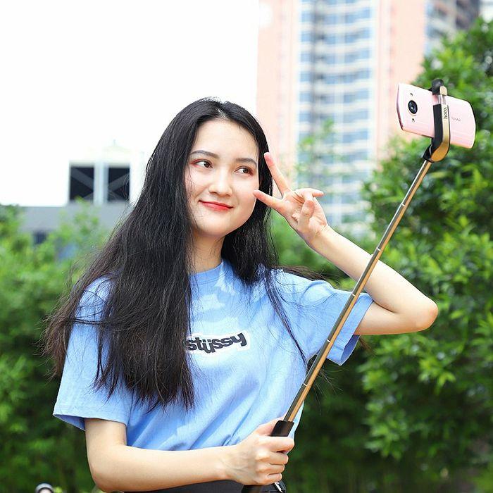 """Napravi """"selfi"""" kao supermodel! Stap-za-selfie-hoco-k12-lisa-bt-crni-9150034053_4"""