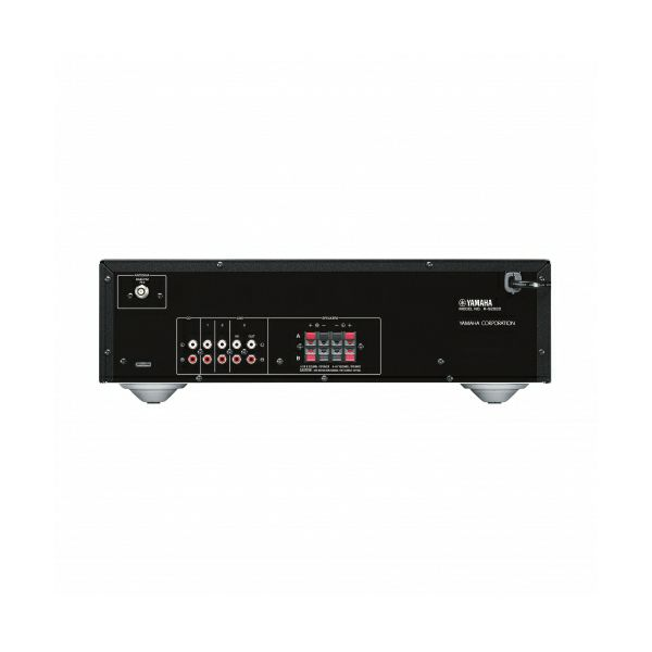 stereo receiver yamaha r s202d crni dab dab bluetoot. Black Bedroom Furniture Sets. Home Design Ideas