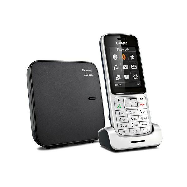 telefon simens gigaset sl450. Black Bedroom Furniture Sets. Home Design Ideas